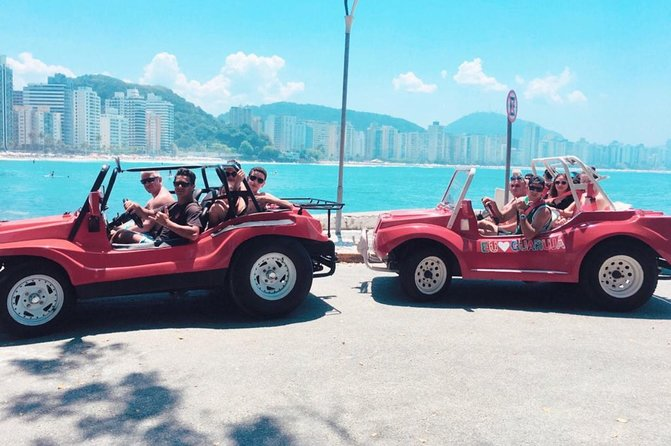 Touristic Buggy Tour in Guarujá