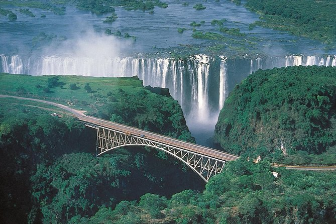 Victoria Falls Bridge Historical Tour !