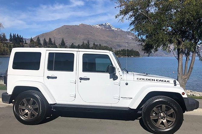 Queenstown Jeep Hire
