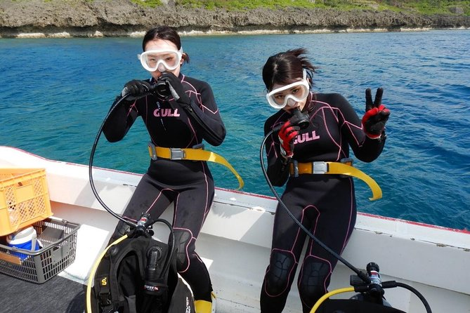【OKINAWA / Minna Island / Sesoko Island】 Boat Diving for non-Certified Divers (1Dive) for only one group in the morning photo 2