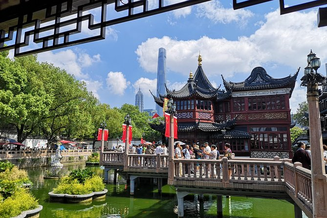 Private Yu Garden, The Bund, French Concession, Pudong Half-Day Tour