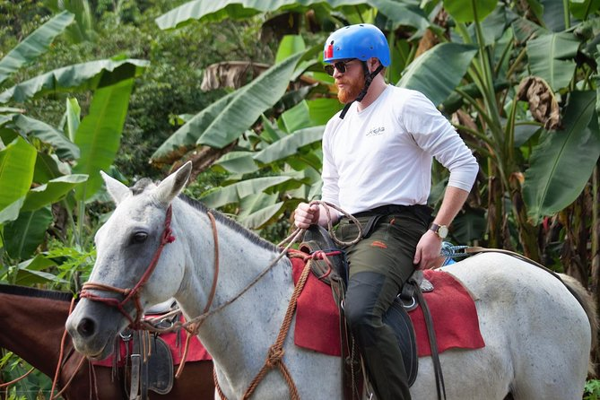Horseback Ridding to Tocori waterfalls from Manuel Antonio Beach