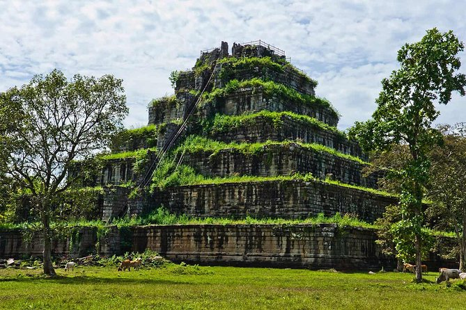4-Day at Angkor Wat & Koh Ker