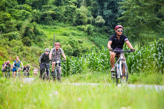 SAPA Biking Tour: Half day Mountain View and Bicycle Trip ( Sapa - Ta Van)