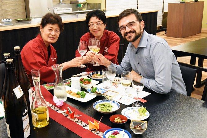 Premium Japanese Sake Tasting (Near Tokyo Tower)