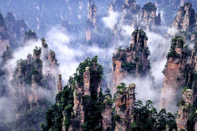 3-Day Private Tour to Zhangjiajie National Park and Glass Bridge from Beijing