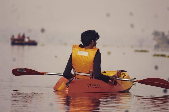 Kayaking and Training at Cochin photo 2