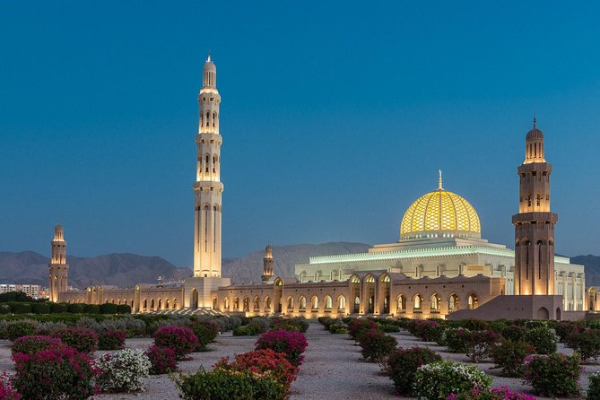Muscat City Tour from Dubai with free visa and lunch at local restaurant photo 1