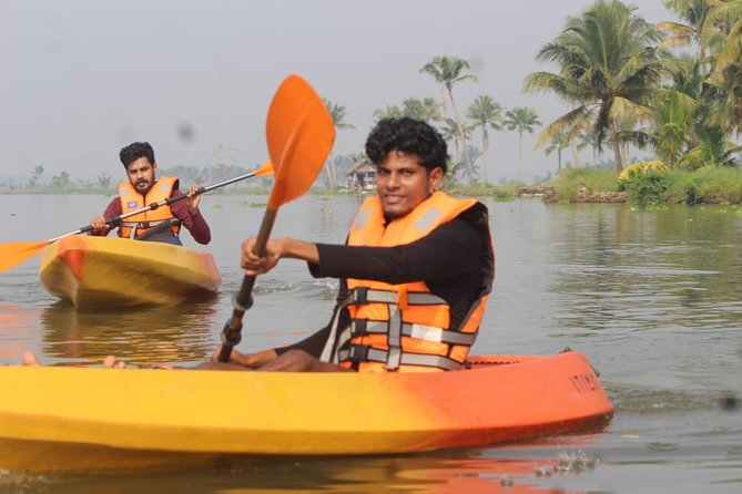 Kayaking and Training at Cochin photo 3