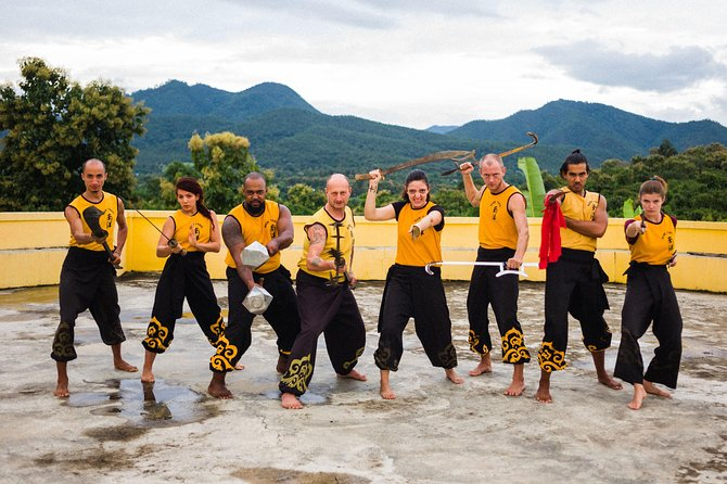 Shaolin Warrior Training 1 Day Intro Course