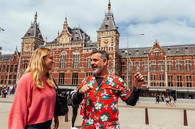 Full Coverage Amsterdam Private City Tour