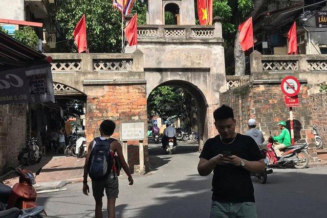 (Half Day) Hanoi Old Quarter Walking Tour