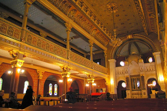 Krakow Jewish Ghetto Private Tour with Old Synagogue