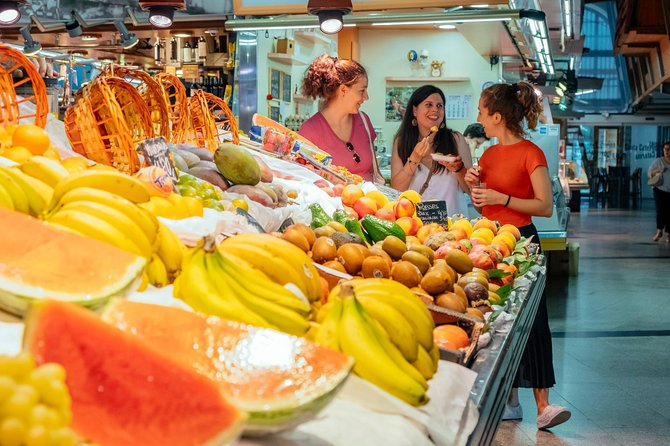 Private Barcelona's Favourite Markets Tour: 10 Tastings