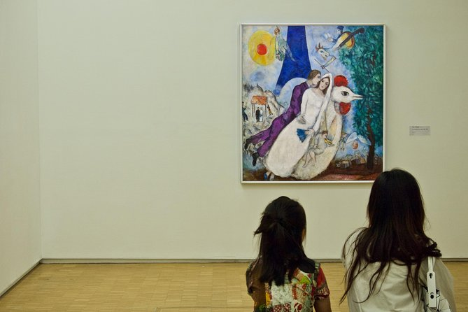 Centre Pompidou Must-Sees of Modern Art Guided Tour