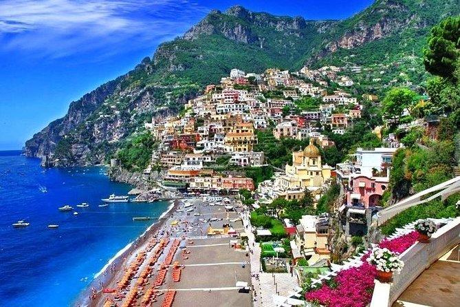 Ravello Amalfi Positano From Naples