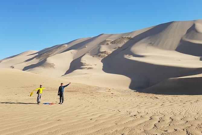 Mysteries of the Gobi Desert