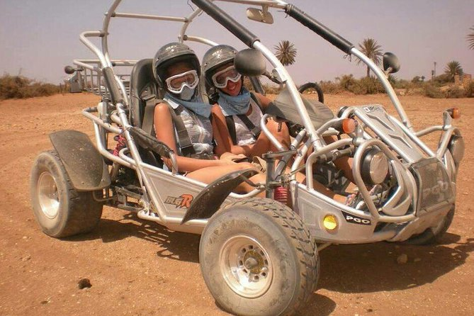 Buggy Excursion in Agadir with Berber breakfast