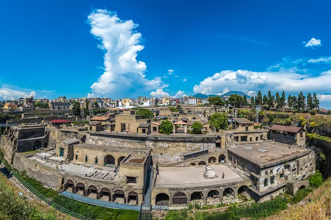Pompeii and Herculaneum Private Tour