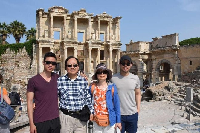 Ephesus and Shopping Tour from your Cruise Ship in Izmir