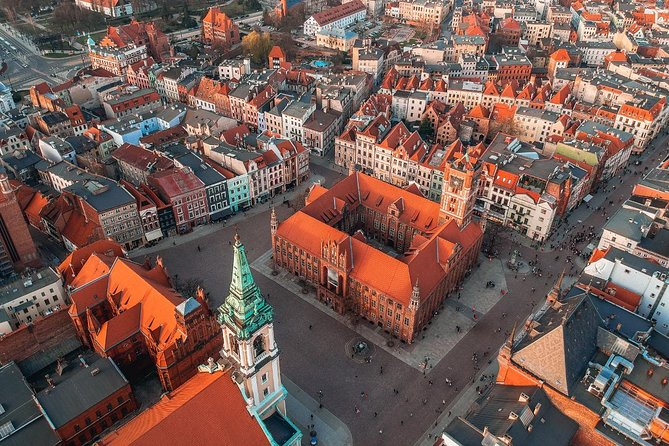 Torun Private Tour from Warsaw with Lunch