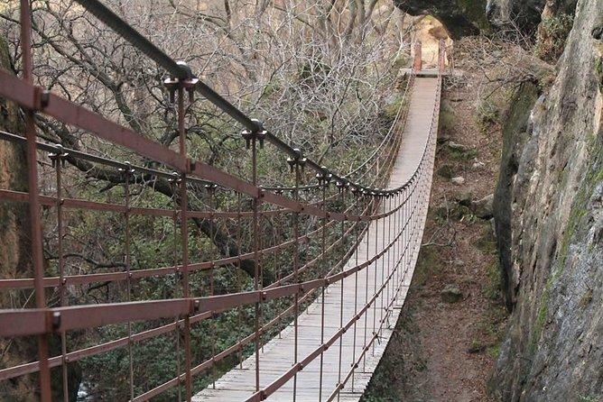 Guided Tour: Hanging bridges Los Cahorros (S.N.)