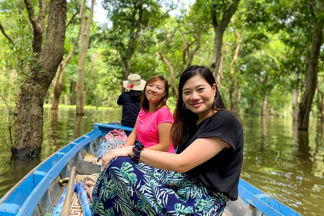 1Day Beng Mealea & Kampong Khleang Village With Great Local Guide