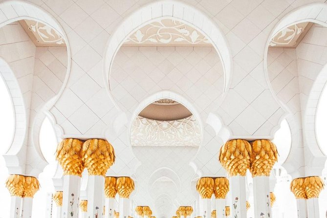 Abu Dhabi private City Tour - A journey to The Capital for Shore excursions