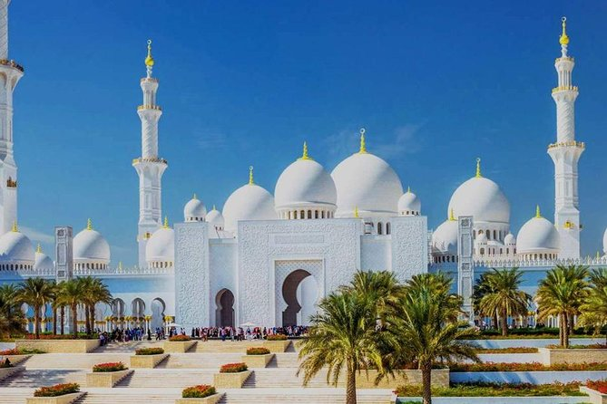 Abu Dhabi private City Tour - A journey to The Capital(Private & custom tours ) photo 8