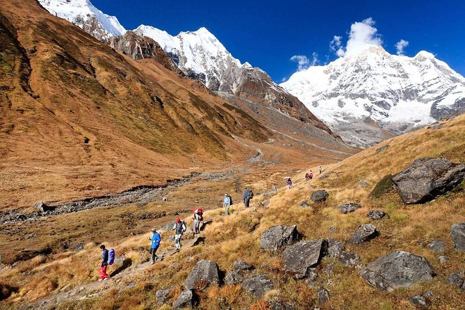 Annapurna Circuit Trek - 19 Days