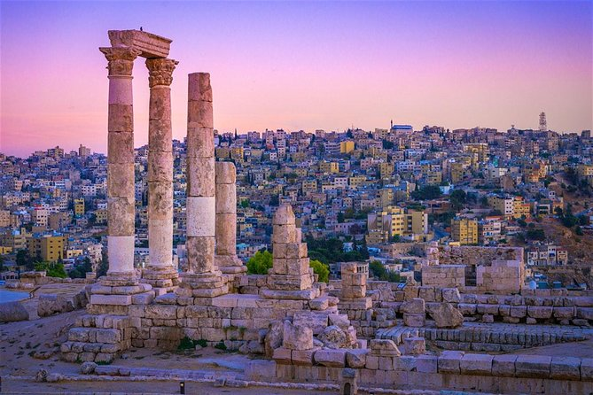 Day Tour - Ancient Amman, Madaba and Mount Nebo