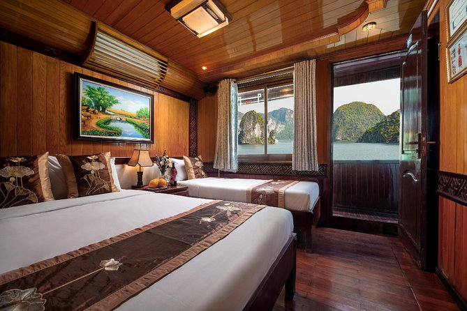 Cozy Bay Cruise Halong Bay 2 Days 1 Night