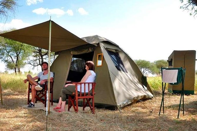7 days - Northern Tanzania Camping Safaris