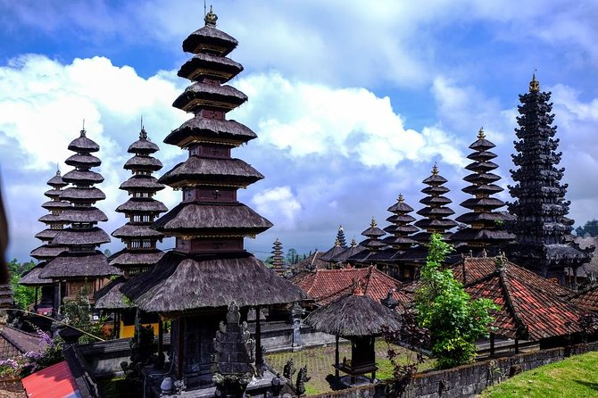How To Visit Ubud Kintamani Besakih Temple Waterfall?