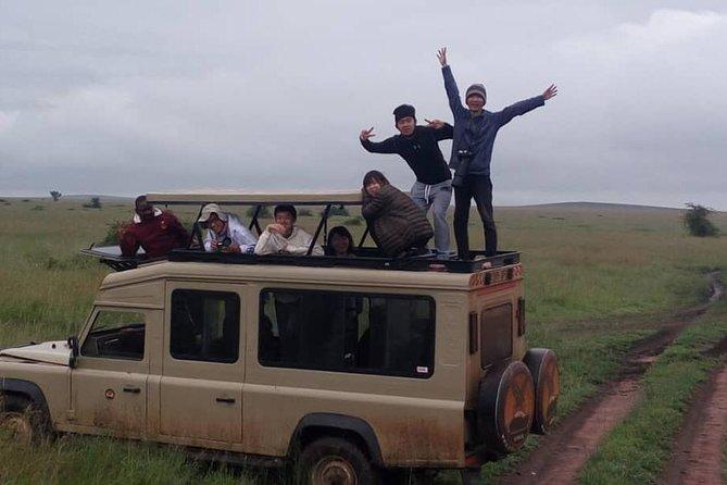 Best of Tanzania Lodge Safari-7 days