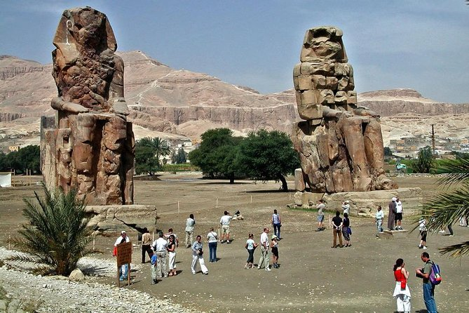 2 Day Trips to Luxor from Safaga Port