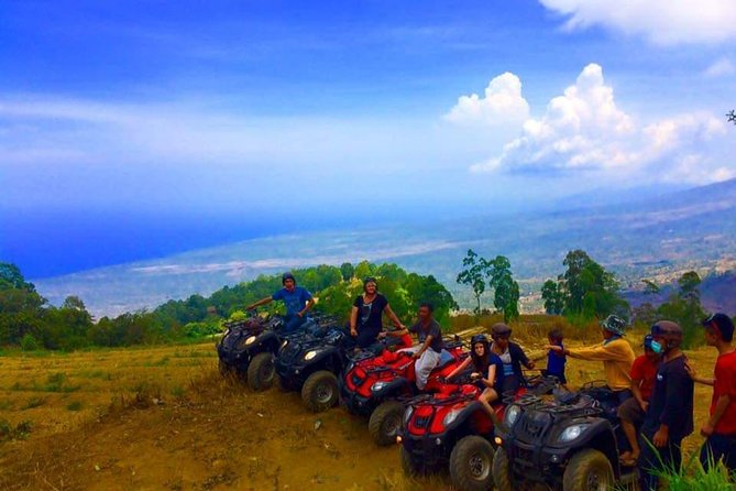 Bali Batur Sunrise Trekking with ATV Ride