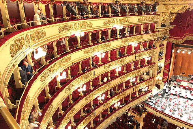 La Scala Museum and Theatre Experience
