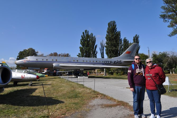Kyiv State Aviation Museum Private Guided Tour