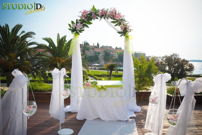 """Official wedding ceremony - """"MINIMAL PACKAGE"""""""