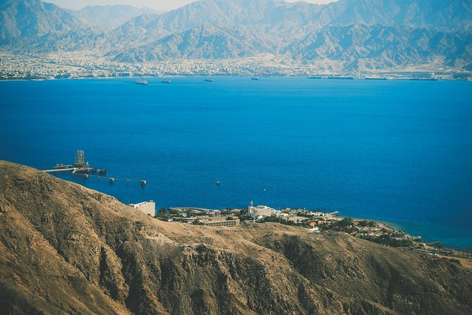 Red Canyon Hike and Eilat Snorkeling Adventure Tour
