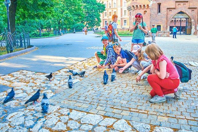 Krakow Family Friendly Historical Walking Tour