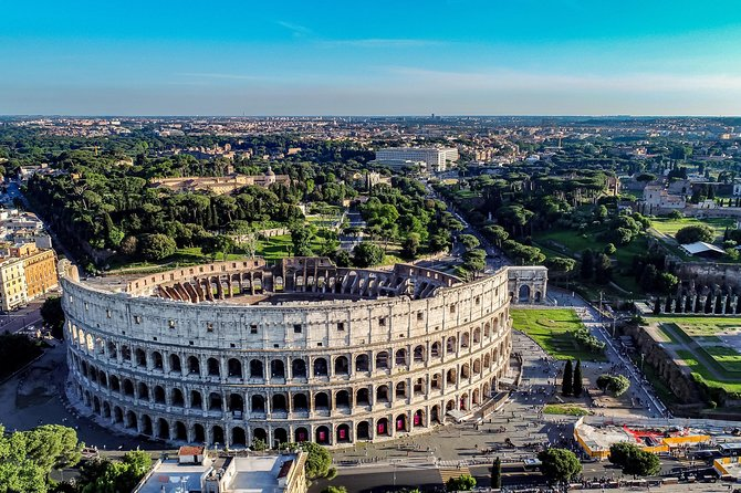 Vip Morning Colosseum and Afternoon Vatican Museums Small Group Tour