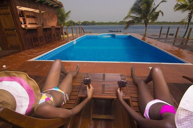 Accra - Ada Aqua Safari - Friendly Tours