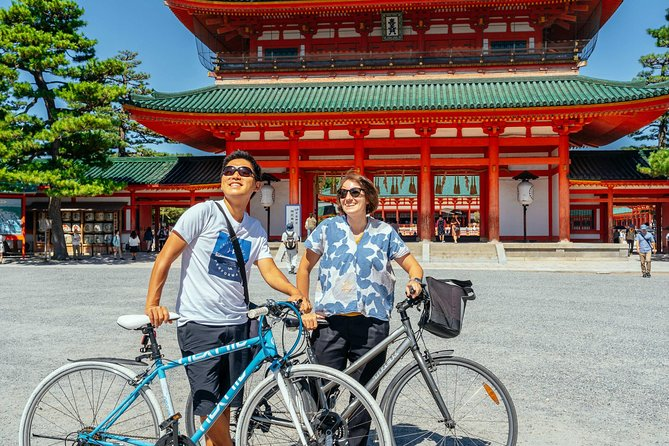 Kyoto Like a Local: Private BIKE Tour