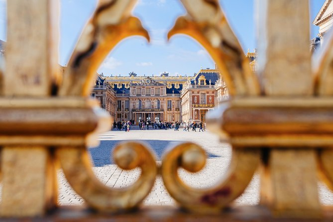 Private Half-Day Guided Tour at Versailles from Paris