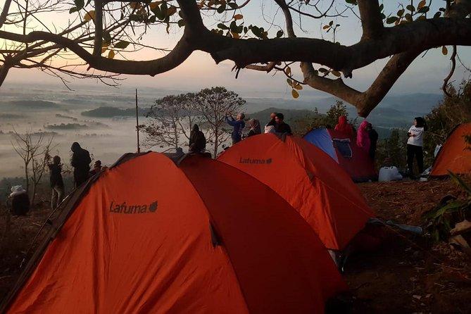 Camping Tour in Sasak Mountain Lombok Island
