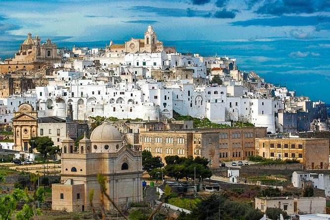 The Wonderful Alberbello & The White City Ostuni Full Day Tour