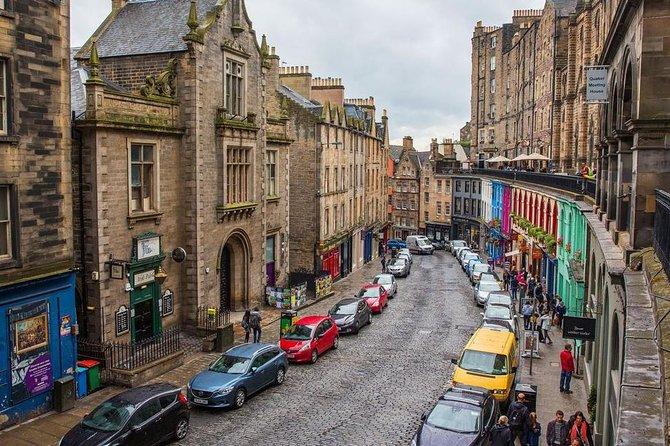 Edinburgh Half Day Tour (Private Chauffeur)