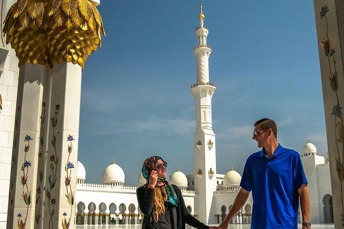 A Journey to the Capital - Abu Dhabi Shared City Tour